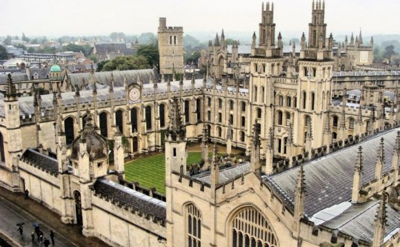 Photos of Oxford University