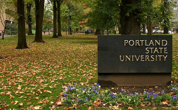 PHOTO: Portland State