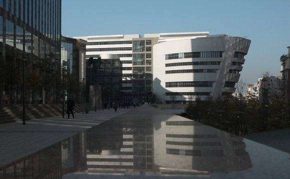 New campus of Paris-Dauphine