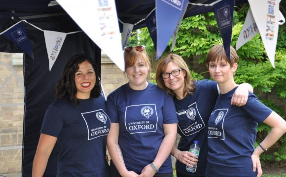 Volunteer at the Open Days
