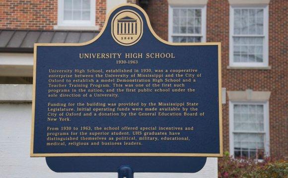 University High School (UHS)