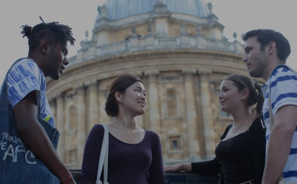 Oxford University English courses