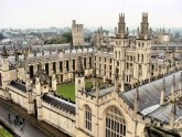 Oxford University colleges list