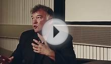Comedian Stewart Lee at Oxford Brookes University (Full