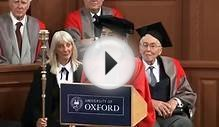 Dr. Aung San Suu Kyi Speech Oxford University London UK