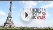 The American University of Paris: An introduction